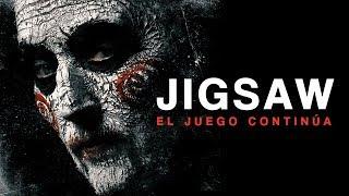 Jigsaw: El Juego Continúa | Tráiler oficial | Estreno 10 de noviembre.