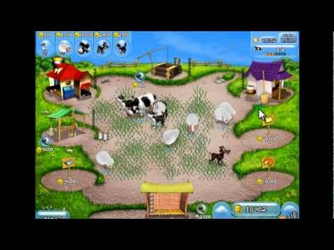ULTIMO NIVEL FARM FRENZY DELUXE