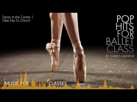 Pop Hits for Ballet Class - 34 songs arranged for piano by Charles Mathews