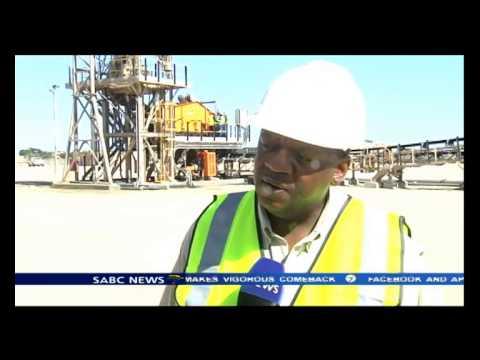 Alexkor diamond mine state is improving