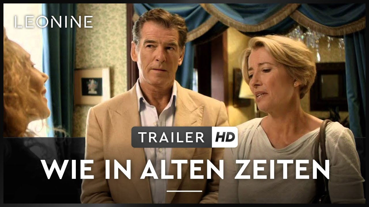 Wie in alten Zeiten - HD-Trailer (deutsch/german)