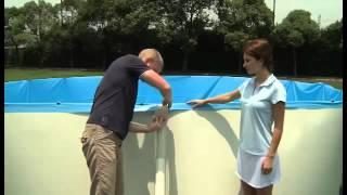 Каркасный овальный бассейн Bestway(, 2013-12-03T13:40:22.000Z)