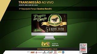 5ª Vaquejada Queiroz Rancho | Capa Loka | Redenção-PA