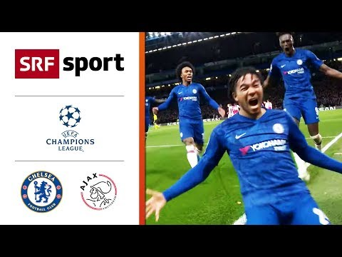 4:4! Verrückte Fussball-Party in London | Chelsea - Ajax 4:4 | Highlights - Champions League 2019/20
