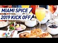Miami Spice Kicks Off For 2019