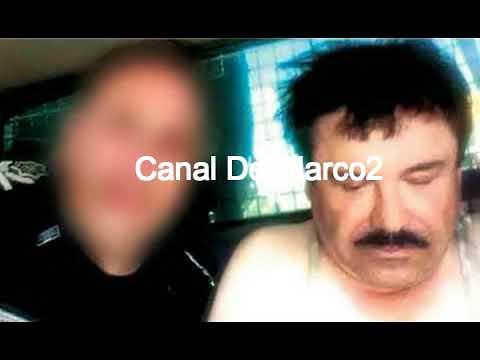 El Chapo le dijo estas palabras al agente que lo capturo y que nunca olvidará1