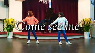 Come See Me (날 보러와요) - AOA (에이오에이) 완곡 cover Dance// SY DANCE…