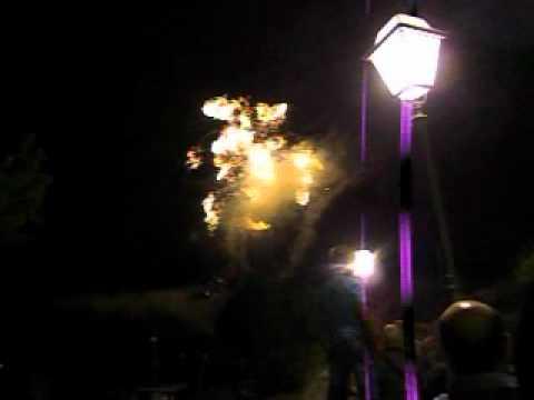 Castel Volturno / Fuochi d'artificio - festa patronale dei santi Castrese-Rocco2012
