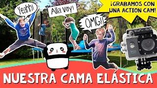 nueva cama elstica review action camera flymemo a9