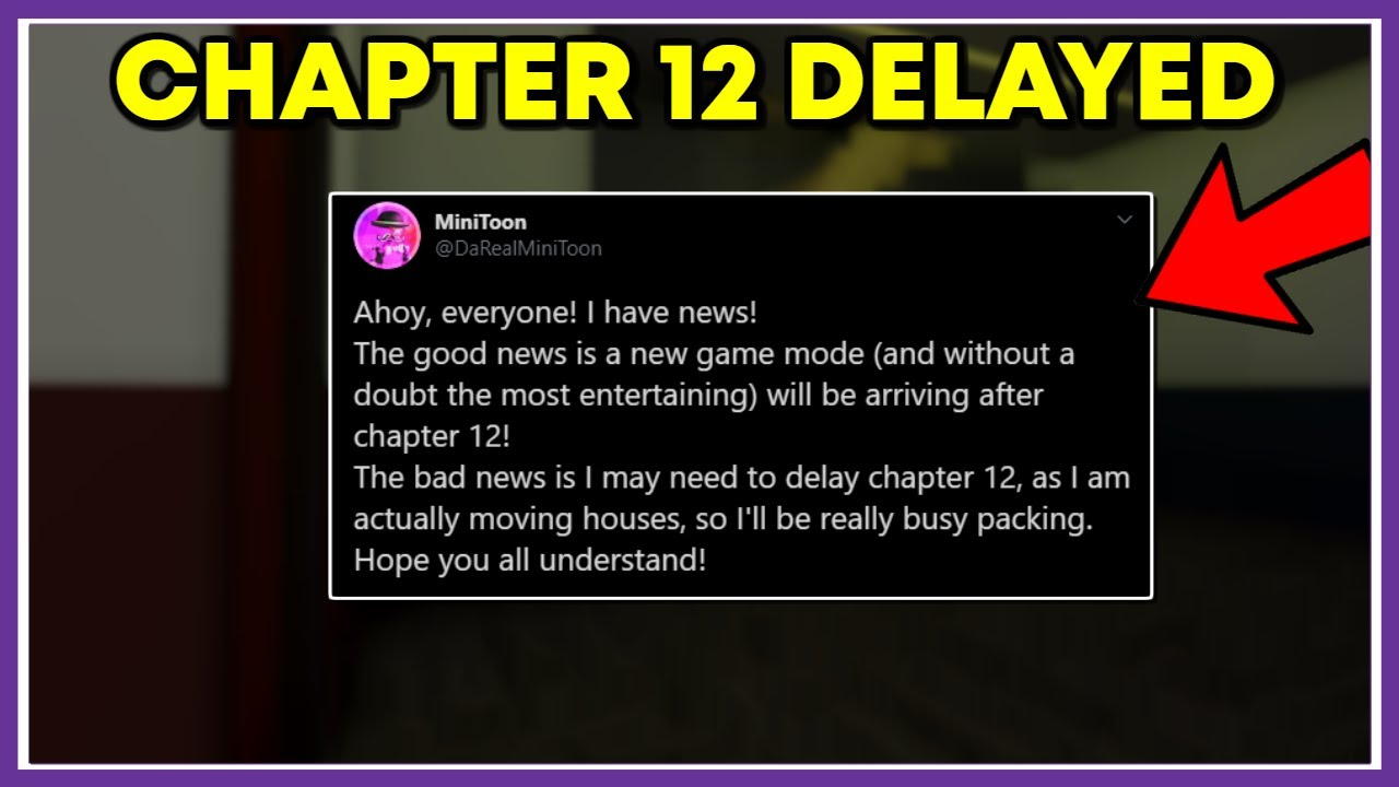 Roblox Piggy Chapter 12 Is Delayed Chapter 12 Release Date
