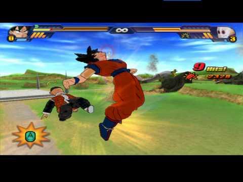 Hướng dẫn chơi Dragon Ball Z - Budokai Tenkaichi 3