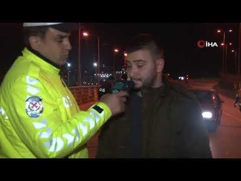 Alkollü sürücü cezayı yetersiz buldu
