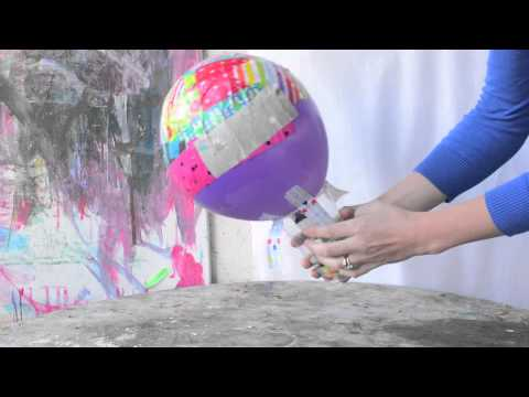 Hot Air Balloon Art Project For Toddlers