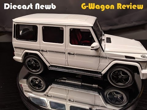iScale Mercedes Benz W463 (G63) Diecast Review