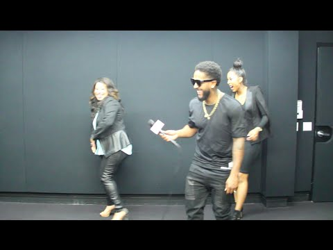 (Funny!) Love and Hip Hop's Omarion & Apryl Dance & Answer Crazy Questions!