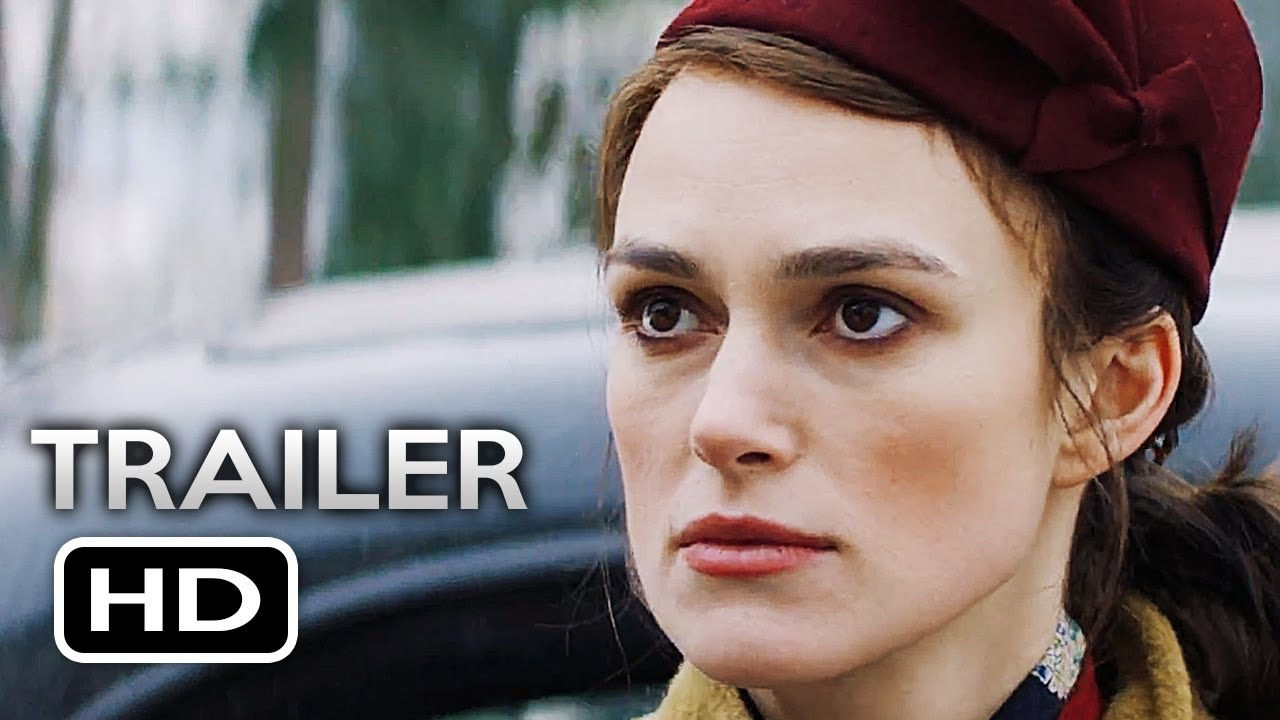 THE AFTERMATH Official Trailer (2019) Keira Knightley ...