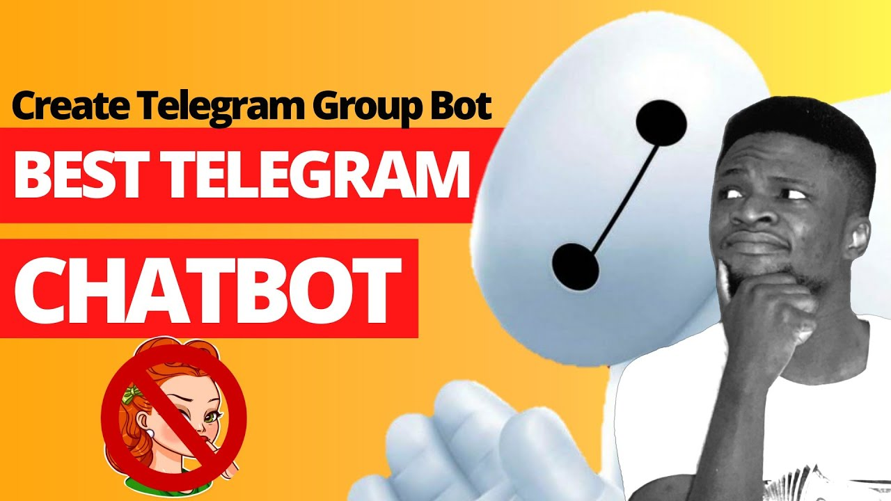 Download How to Create Telegram Bot Baymax Group Assistant   Full Tutorial