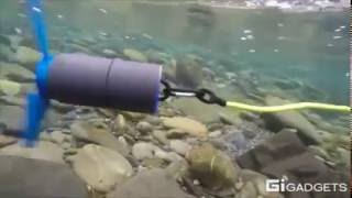 Taşınabilir su jeneratörü - Bedava elektrik