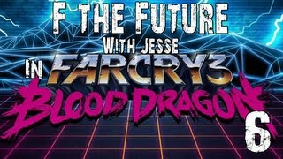 Far Cry: Blood Dragon [Part 6] - Neon blood in the water