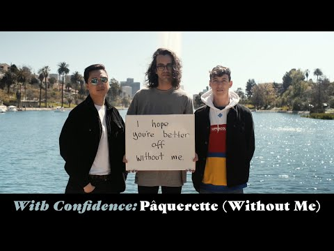 """With Confidence Releases """"Pâquerette (Without Me)"""" Video"""