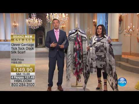 HSN | Clever Carriage Company Fashions & Accessories 03.15.2017 - 02 AM