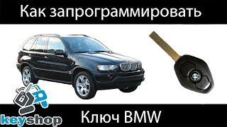 qanday dastur asosiy BMW (BMW) uchun E38, E39, E46, E53, X1, X3, X5 majburiy asosiy BMW