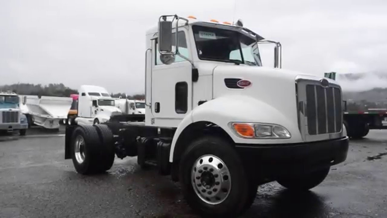 2007 Peterbilt 340 Single Axle Charter Company Truck Sales Youtube
