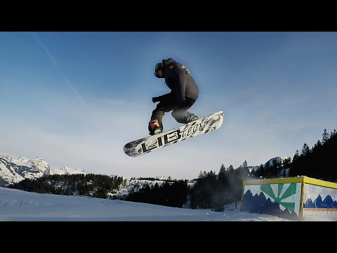 [2.7K] HD! Snowboard and Ski Freestyle - Best of Shredisfaction