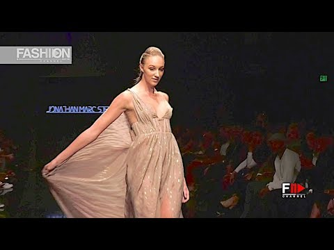 JONATHAN MARC STEIN Spring Summer 2019 Art Hearts Los Angeles - Fashion Channel