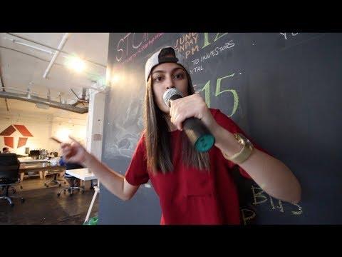 "Startups In My DNA (OFFICIAL MUSIC VIDEO) feat. Wocki Beats - DNA ""Startups"" Kendrick Lamar Parody"