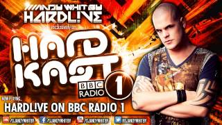 ANDY WHITBY HARDL!VE ON BBC RADIO 1 + Tidy Boys guest mix - IDEAL WEEKENDER EDITION