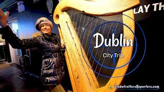 City trip à Dublin 4k