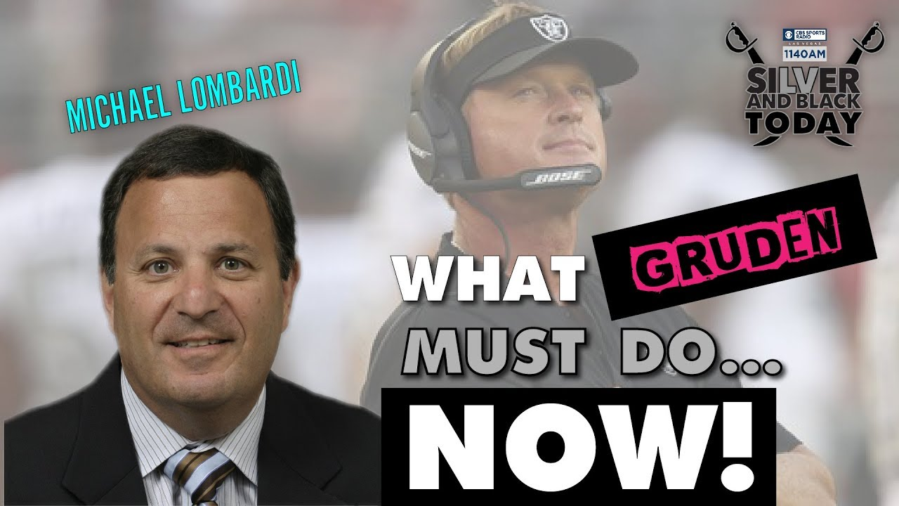 Raiders' turnaround in 2019 starts with Jon Gruden, a dark horse for ...