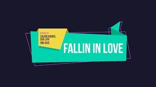 Crazy Pads - Sound pack: FALLIN IN LOVE (Inspired by Calvin Harris, Dua Lipa - One Kiss)
