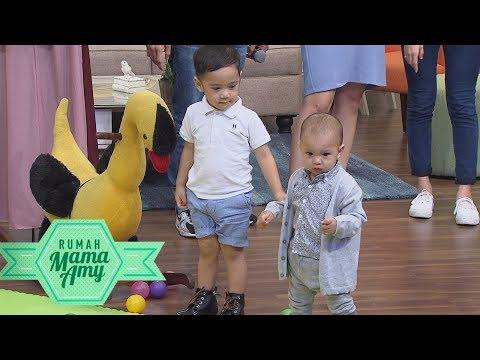 Gemes Banget! Rafathar Bengong Lihat Anak Bayi Ini - Rumah Mama Amy (31/10)