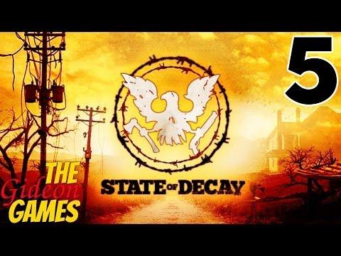 Прохождение State of Decay [HD|PC] - Часть 5 (Без отдыха)
