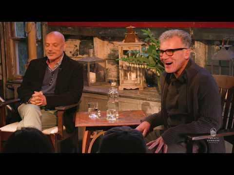 Michael Cunningham and Daniel Mendelsohn in Conversation (full)