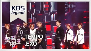 Gambar cover 뮤직뱅크 Music Bank - TEMPO(템포) - EXO(엑소).20181116