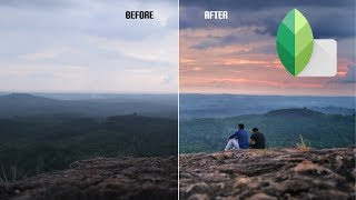 Snapseed Tutorial   Edit Your Photos LIKE a PRO!!! by ullasOnline