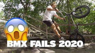 BMX FAILS 2020