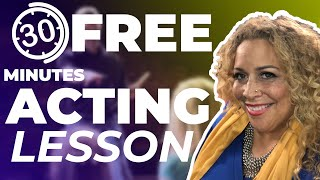 Video Free Acting Lesson. 30 minute beginners session. From LA Talent Manager. download MP3, 3GP, MP4, WEBM, AVI, FLV Oktober 2018