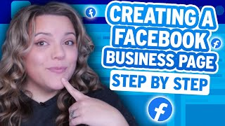 How to Create a Facebook Business Page step by step tutorial 2021 (NEW INTERFACE)