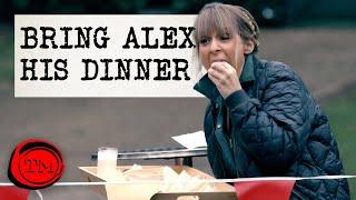 Bring Alex His Dinner | Full Task | Taskmaster