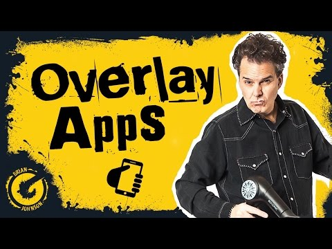 Video Overlay Apps - Android & iOS Video Overlay App