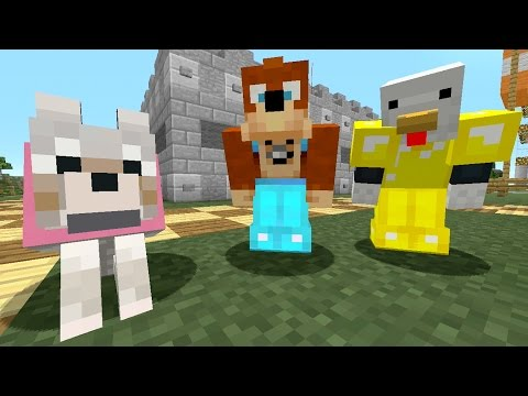 Minecraft Xbox - Clock Shop [319]