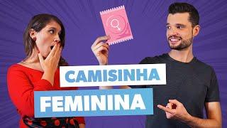 CAMISINHA FEMININA: como colocar e o que não fazer