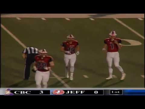 CBC Vs. Jefferson City | Varsity Football