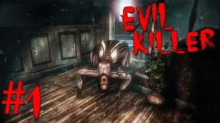 EVIL KILLER - INCRÍVEL novo JOGO de TERROR para ANDROID - Parte 1
