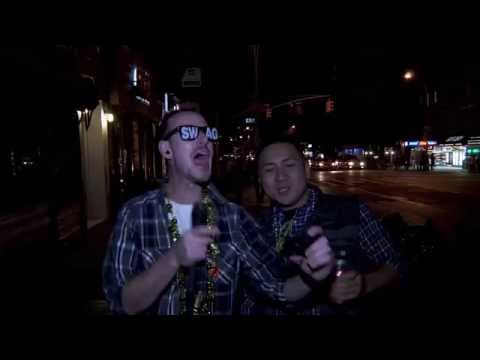 Sweet Caroline - Drunk Late Night Street Karaoke