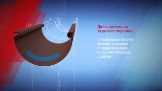 Водостоки лёгкой сборки VINYLON. Монтаж водосточной системы в 2 раза быстрее.(винилон #vinylon #винилон #vinylon #сайдинг #siding #водосток_инструкция #водосток_монтаж #водосток_видео #водосточная_..., 2015-07-21T11:34:25.000Z)
